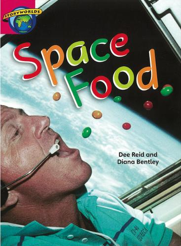 Fact World Stg 5: Space Food - FACTWORLD (Paperback)