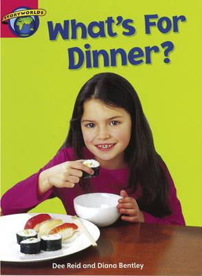 Fact World Stage 5: What's For Dinner? - FACTWORLD (Paperback)