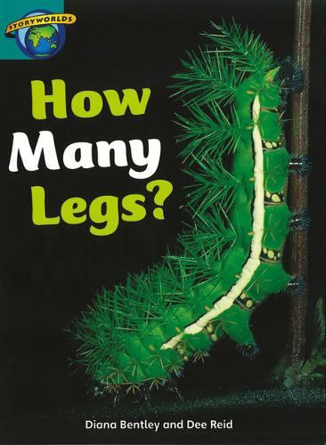 Fact World Stage 6: How Many Legs? - FACTWORLD (Paperback)