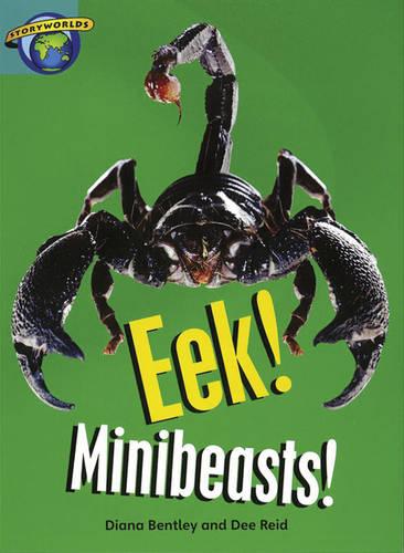 Fact World Stage 6: Eek! Minibeasts! - FACTWORLD (Paperback)
