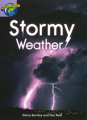 Fact World Stage 8: Stormy Weather - FACTWORLD (Paperback)