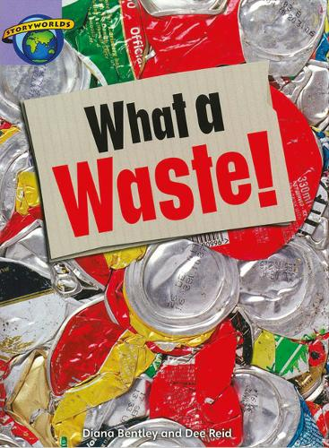 Fact World Stage 8: What a Waste! - FACTWORLD (Paperback)