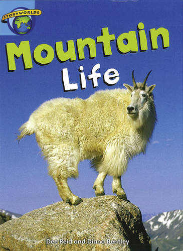 Fact World Stage 9: Mountain Life - FACTWORLD (Paperback)