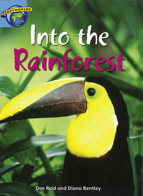 Fact World Stage 9: Into the Rainforest - FACTWORLD (Paperback)