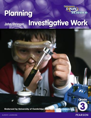 Heinemann Explore Science 2nd International Edition Reader G3 Planning Investigative Work - Primary Explore Science International Edition (Paperback)