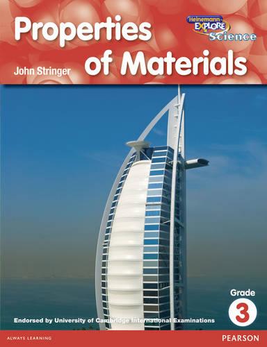 Heinemann Explore Science 2nd International Edition Reader G3 Properties of Materials - Primary Explore Science International Edition (Paperback)