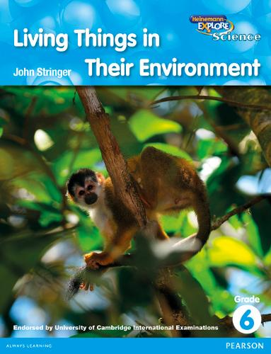 Heinemann Explore Science 2nd International Edition Reader G6 Living Things in Their Environment - Primary Explore Science International Edition (Paperback)