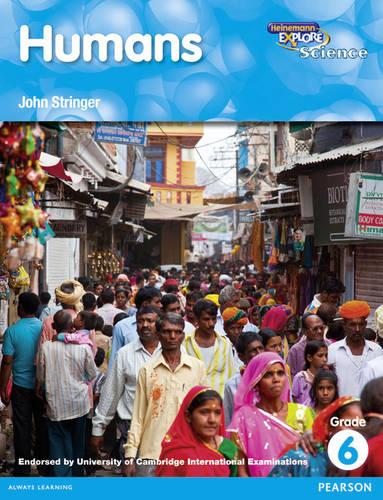 Heinemann Explore Science 2nd International Edition Reader G6 Humans - Primary Explore Science International Edition (Paperback)