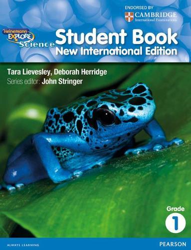Heinemann Explore Science 2nd International Edition Student's Book 1 - Primary Explore Science International Edition (Paperback)