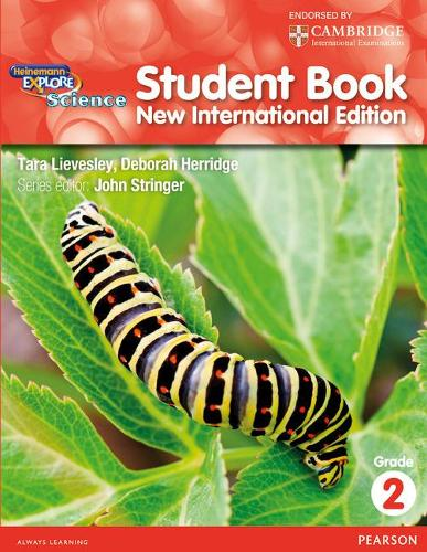 Heinemann Explore Science 2nd International Edition Student's Book 2 - Primary Explore Science International Edition (Paperback)