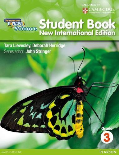 Heinemann Explore Science 2nd International Edition Student's Book 3 - Primary Explore Science International Edition (Paperback)