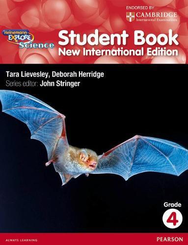 Heinemann Explore Science 2nd International Edition Student's Book 4 - Primary Explore Science International Edition (Paperback)