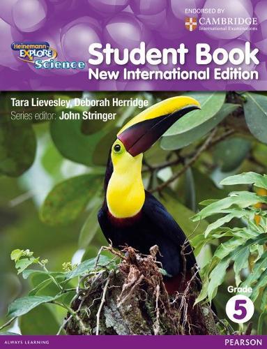 Heinemann Explore Science 2nd International Edition Student's Book 5 - Primary Explore Science International Edition (Paperback)
