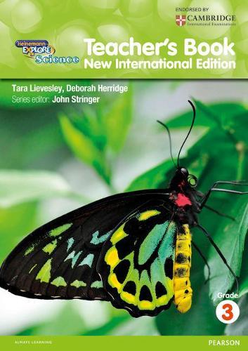 Heinemann Explore Science: Heinemann Explore Science 2nd International Edition Teacher's Guide 3 Teacher's Guide 3 - Primary Explore Science International Edition (Spiral bound)