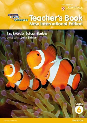 Heinemann Explore Science: Heinemann Explore Science 2nd International Edition Teacher's Guide 6 Teacher's Guide 6 - Primary Explore Science International Edition (Spiral bound)