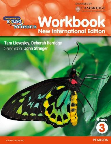 Heinemann Explore Science 2nd International Edition Workbook 3 - Primary Explore Science International Edition (Paperback)