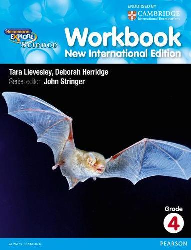 Heinemann Explore Science 2nd International Edition Workbook 4 - Primary Explore Science International Edition (Paperback)