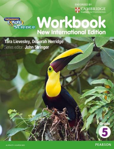 Heinemann Explore Science 2nd International Edition Workbook 5 - Primary Explore Science International Edition (Paperback)