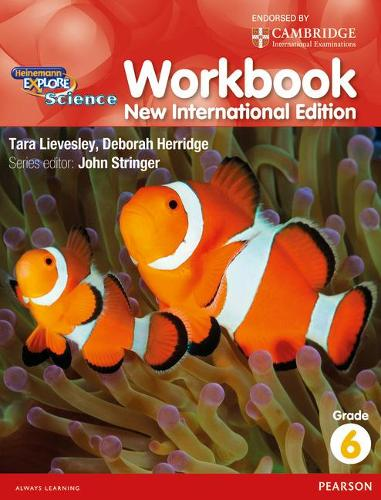 Heinemann Explore Science 2nd International Edition Workbook 6 - Primary Explore Science International Edition (Paperback)