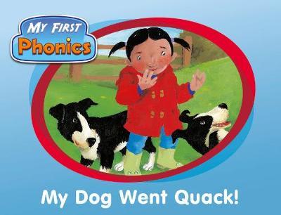 Match Funding My First Phonics My Dog Went Quack Red A Set 7 - My First Phonics (ESPO (Paperback)