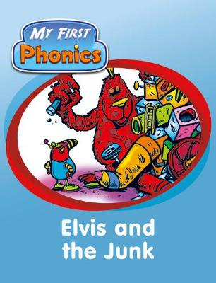 Match Funding My First Phonics Elvis and the Junk Red C Set 12 - My First Phonics (ESPO (Paperback)