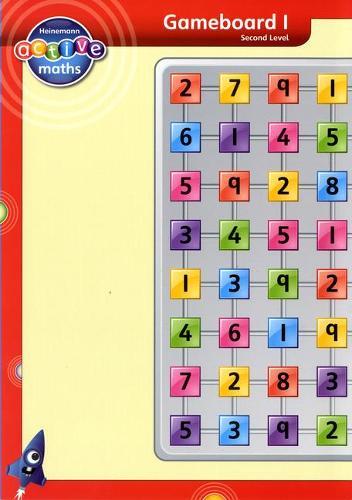 Heinemann Active Maths Northern Ireland - Key Stage 2 - Exploring Number - Gameboards - Heinemann Active Maths for NI
