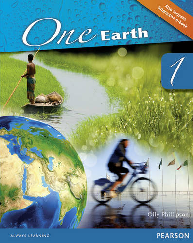 One Earth Student's Book 1 with ebook - Geography for the Netherlands