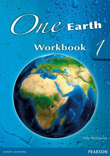 One Earth Work Book 1 - Geography for the Netherlands (Paperback)