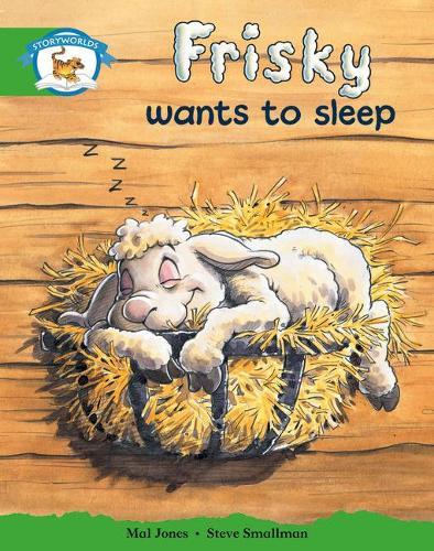 Literacy Edition Storyworlds Stage 3: Frisky Sleep - STORYWORLDS (Paperback)