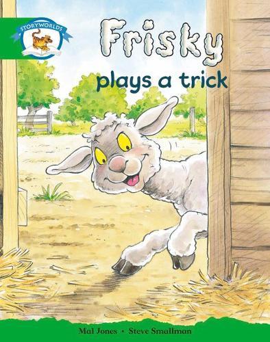 Literacy Edition Storyworlds Stage 3: Frisky Trick - STORYWORLDS (Paperback)