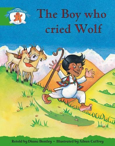 Literacy Edition Storyworlds Stage 3: Boy Wolf - STORYWORLDS (Paperback)
