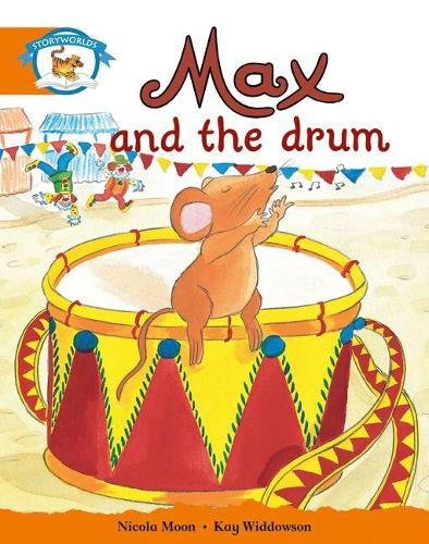 Literacy Edition Storyworlds Stage 4, Animal World, Max and the Drum - STORYWORLDS (Paperback)