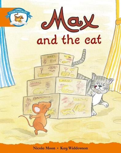 Literacy Edition Storyworlds Stage 4, Animal World, Max and the Cat - STORYWORLDS (Paperback)