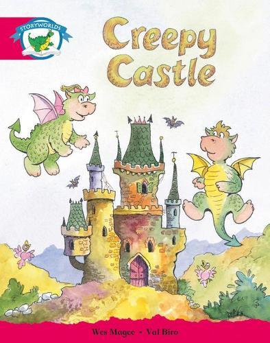 Literacy Edition Storyworlds Stage 5, Fantasy World, Creepy Castle - STORYWORLDS (Paperback)