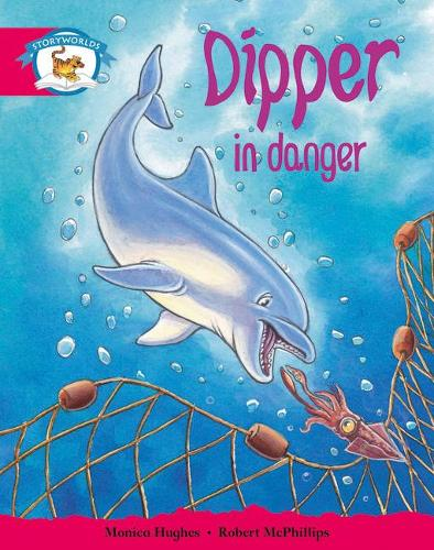 Literacy Edition Storyworlds Stage 5, Animal World, Dipper in Danger - STORYWORLDS (Paperback)