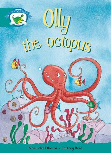 Literacy Edition Storyworlds Stage 6, Fantasy World, Olly the Octopus - STORYWORLDS (Paperback)