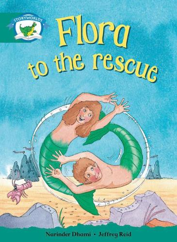 Literacy Edition Storyworlds Stage 6, Fantasy World, Flora to the Rescue - STORYWORLDS (Paperback)