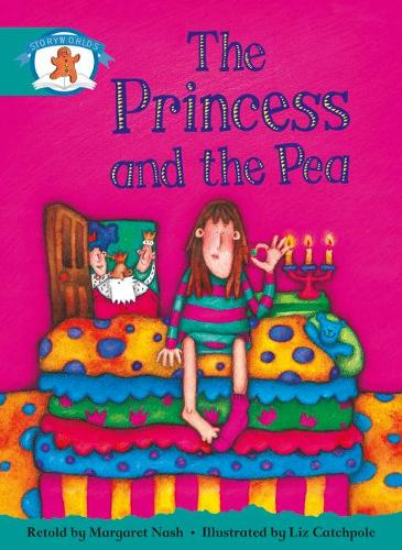 Literacy Edition Storyworlds Stage 6, Once Upon A Time World, The Princess and the Pea - STORYWORLDS (Paperback)