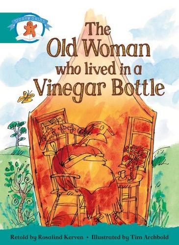 Literacy Edition Storyworlds Stage 6, Once Upon A Time World, The Old Woman Who Lived in a Vinegar Bottle - STORYWORLDS (Paperback)