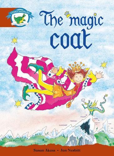 Literacy Edition Storyworlds Stage 7, Fantasy World, The Magic Coat - STORYWORLDS (Paperback)