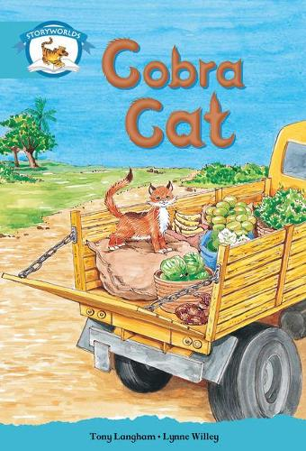 Literacy Edition Storyworlds Stage 9, Animal World, Cobra Cat - STORYWORLDS (Paperback)