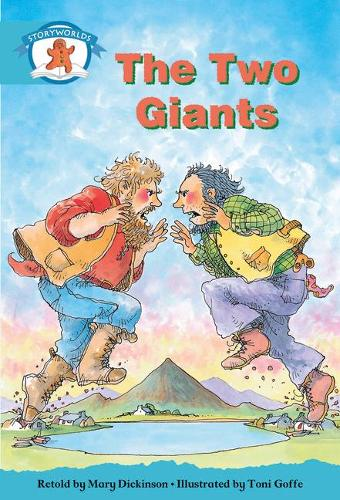 Literacy Edition Storyworlds Stage 9, Once Upon A Time World, The Two Giants - STORYWORLDS (Paperback)