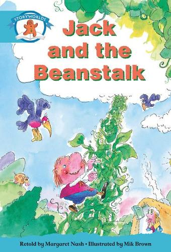 Literacy Edition Storyworlds Stage 9, Once Upon A Time World, Jack and the Beanstalk - STORYWORLDS (Paperback)