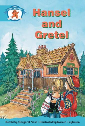Literacy Edition Storyworlds Stage 9, Once Upon A Time World, Hansel and Gretel - STORYWORLDS (Paperback)
