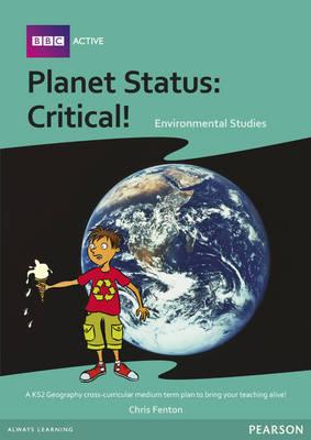 Planet Status Critical Medium Term Planning Pack - BBCA Planning Packs