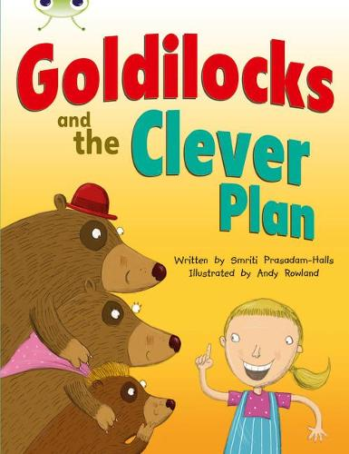 BC Orange B/1A Goldilocks and the Clever Plan: BC Orange B/1A Goldilocks and The Clever Plan Orange B - BUG CLUB (Paperback)