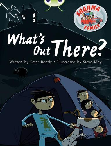 BC Turquoise B/1A Sharma Family: What's Out There?: BC Turquoise B/1A Sharma Family: What's Out There? Turquoise B/1a - BUG CLUB (Paperback)