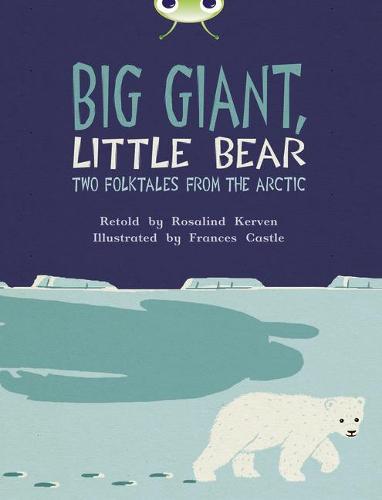 BC Brown B/3B Big Giant, Little Bear - BUG CLUB (Paperback)