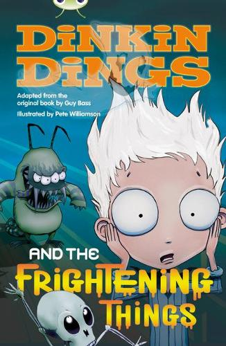 Bug Club Grey A/3A Dinkin Dings and the Frightening Things - BUG CLUB (Paperback)