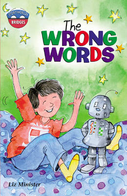 Storyworlds Bridges Stage 11The Wrong Words 6 Pack - STORYWORLDS